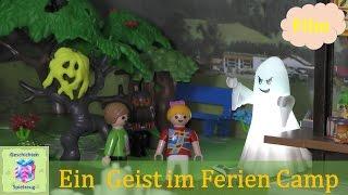Playmobil Film Deutsch EIN GEIST IM FERIENCAMP ♡ Playmobil Geschichten Mit Familie Miller