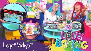 LOLLYBOXING - Lego® Vidiyo™