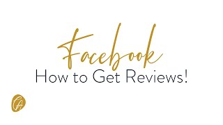 How to ask people to write a review on Facebook