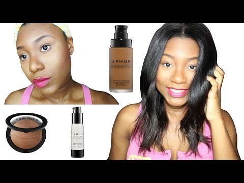 MicroSmooth Baked Powder Foundation by Sephora Collection #10