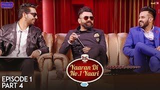 Amrit Maan, Happy Raikoti & Maninder Buttar   Ammy Virk   Yaaran Di No.1 Yaari Ep1 Part4   PitaaraTV