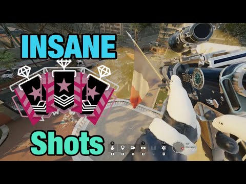 INSANE Champion Shots - Rainbow Six Siege: Operation Ember Rise