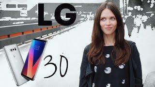 Самый крутой смартфон от LG - V30, Samsung сдаётся?