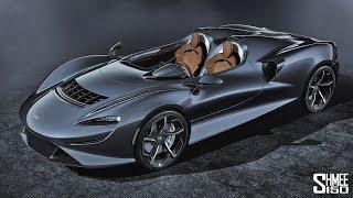 New MCLAREN ELVA! Future Addition to My Garage?