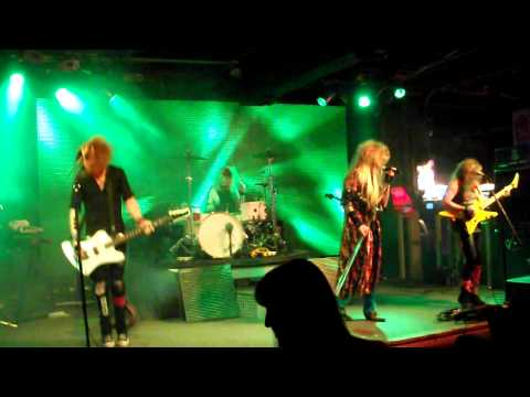 "3D In Your Face ""Heartbreak Boulevard""  21st Saloon 3-16-2012"