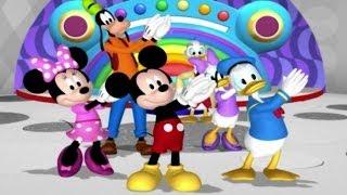 Клуб Микки Мауса - Сезон 1 серия 22 - Цветопредставление  мультфильм Disney