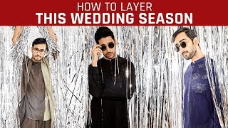MensXP: How To Layer This Wedding Season | Indian Wedding Outfit Ideas For Men