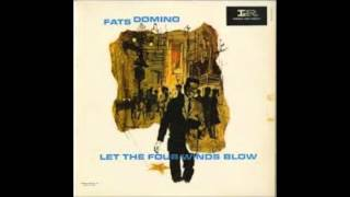 Fats Domino - Am I Blue - ( 1961 stereo album: Let The Four Winds Blow)