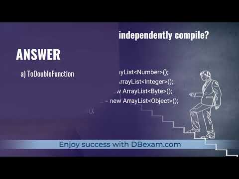 Latest Oracle 1Z0-816 Certification Sample Questions - YouTube
