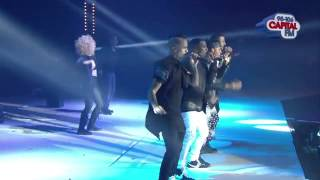 JLS - 'She Makes Me Wanna' (Live Performance, Jingle Bell Ball 2012)