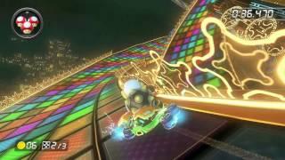 N64 Rainbow Road - 1:16.703 - sG⇒20XX♪ (Mario Kart 8 World Record)