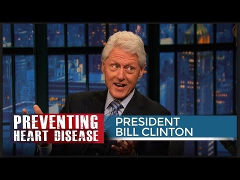 Dr.Esselstyn No more Heart Attacks | Former President Bill Clinton & Heart Disease