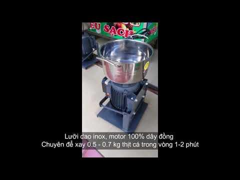 Máy xay giò chả mini đa năng 750W - An Việt