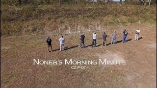 Noner's Morning Minute with Mike Pannone