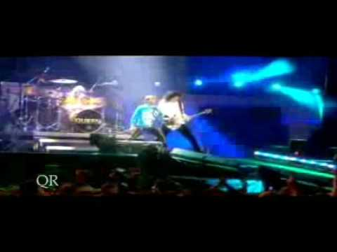 Queen + Paul Rodgers - Cosmos Rockin' (Live in Kharkov 08)
