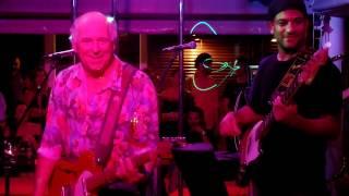 Jimmy Buffett sings Autour de Rocher in St. Barts on Dec. 29, 2016