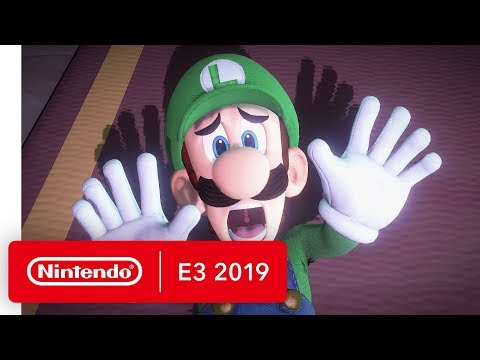 Luigi's Mansion 3 - Nintendo Switch Trailer - Nintendo E3 2019 thumbnail
