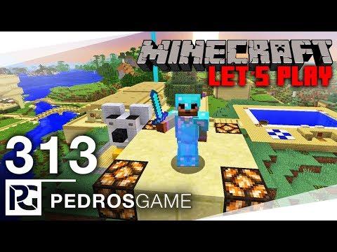 VODNÍ VÝTAHY | Minecraft Let's Play #313