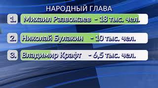 Народный глава Хакасии: итоги - Абакан 24
