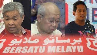 Seven contenders for Umno president post