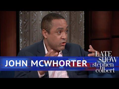 Lexicographer John McWhorter Uses Words To Explain Words