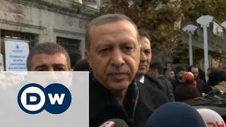 Турецкий Путин, или Почему Эрдоган выиграл выборы