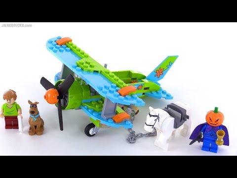 LEGO® Scooby-Doo!™ Таинственное приключение на самолете 75901