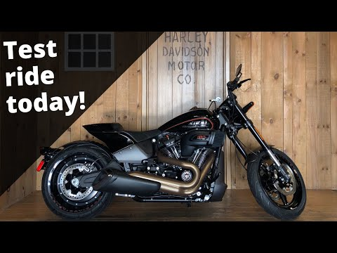 2019 Harley-Davidson FXDRS in Harrisburg, Pennsylvania - Video 1