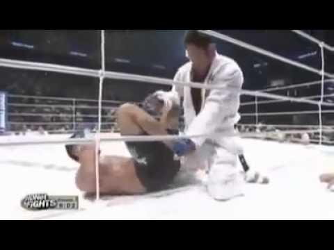 Karate Kyokushin vs Judo! Who is win