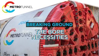 Breaking Ground: TBM Assembly