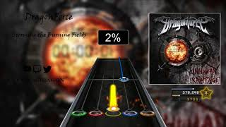 DragonForce - Storming the Burning Fields (Chart Preview)
