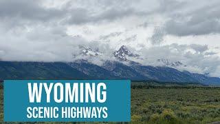 Wyoming: Evanston, Jackson Hole, and Togwotee Pass