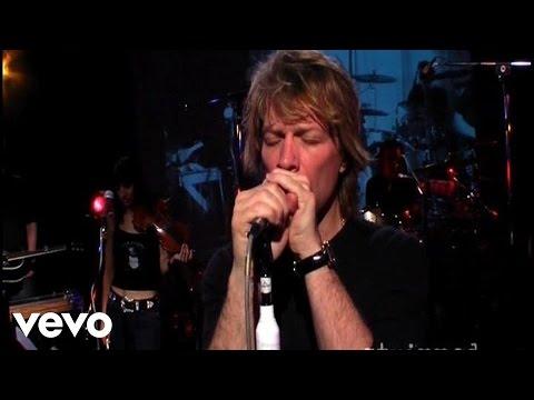 Bon Jovi - Hallelujah