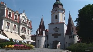 preview picture of video 'Krems und Stein, Wachau - Austria HD Travel Channel'