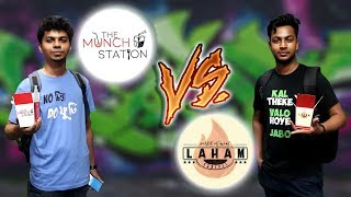 Laham VS The Munch Station | Comparison | Which one is better?