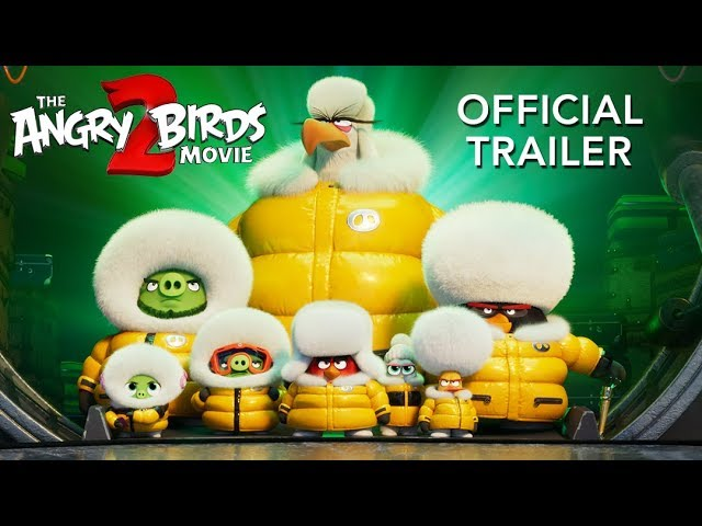 The Angry Birds Movie 2 Out Now in India in English, Hindi