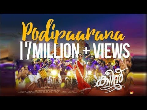 Podipaarana Song - Queen Malayalam Movie