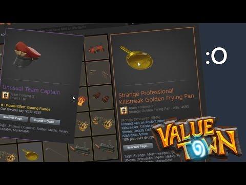 EZEK AZTÁN A DRÁGA CUCCOK! :O I Team Fortress 2 - Drága Cuccok hátizsákokban I letöltés