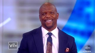 Terry Crews' Best Anniversary Story with Wife of 30 years | The View