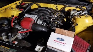 Converting a 2006 (2005 - 2009) Ford Mustang GT to E85 (Ethanol)