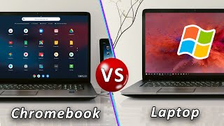 Chromebook vs Laptop – Which Computer Should You Buy?