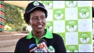 FINAL DECLARATION: IEBC Deputy Chairperson Nkatha Maina's speech