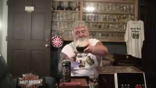 Beer Review # 1458 Oskar Blues Brewing Old Chub Nitro Scotch Ale