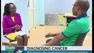 Health digest:Ways of diagnosing cancer-part two
