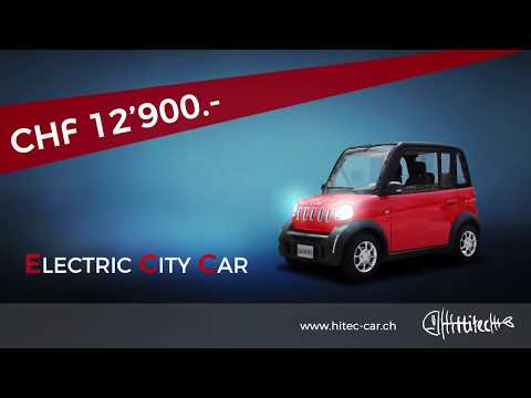 Hitec ECO Car (electric, Buy, 10hp)