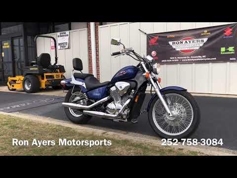 2001 Honda Shadow VLX in Greenville, North Carolina - Video 1
