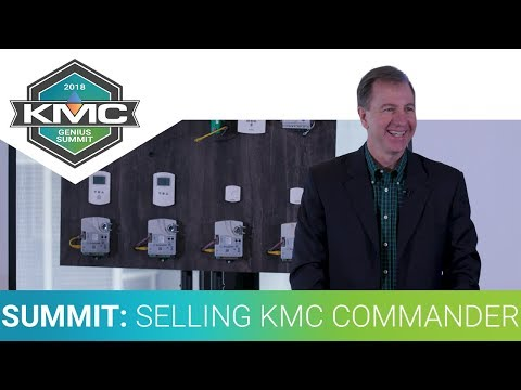 2018 KMC Genius Summit: Selling KMC Commander with Zoning Retrofits Breakout, Part 1