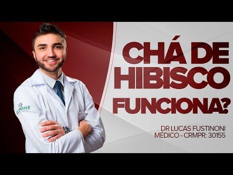 Chá de Hibisco é MILAGROSO MESMO? O que diz a Ciência! - Dr Lucas Fustinoni - Médico CRMPR 30155
