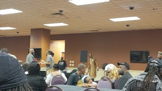 The Hebrew Israelite Award Show Meet and Greet Shabbat Shalom!