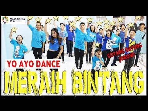 , title : 'VIA VALLEN - MERAIH BINTANG - YO AYO DANCE - GOYANG DAYUNG JOKOWI - ASIAN GAMES / Choreo by Diego'